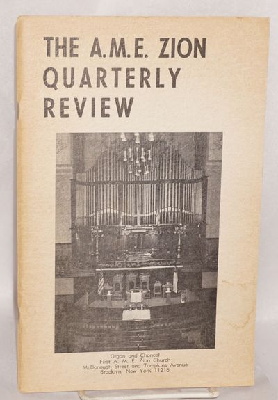 Bedford, PA: Church Board of Publications, 1968. Magazine. pp. 209-264, stapled cream pictorial wrap...