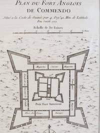 1747 Plan from Prevost's 'Histoire Generale des Voyages': Plan du Fort Anglois de Commendo, Situe a la Coste de Guinee par 4. Deg. 42 Min. de Latitude Par Smith 1727
