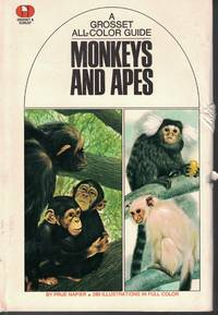 image of Monkeys And Apes Grosset all Color Guide