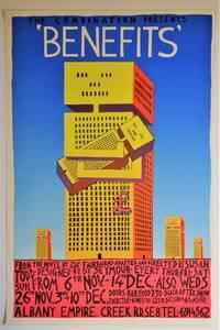 Theatre Poster: The Combination, Albany Empire Theatre Presents BENEFITS