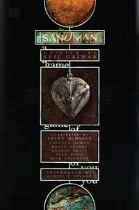 image of SANDMAN : a GAME of YOU (Hardcover 1st. Print w/ original jacket art)