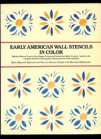 Early American Wall Stencils in Colour
