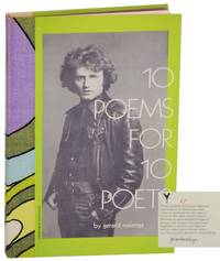 10 Poems For 10 Poets (Signed Limited Edition)