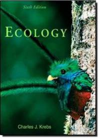 image of Ecology: The Experimental Analysis of Distribution and Abundance (6th Edition)