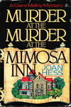 image of MURDER AT THE MURDER AT THE MIMOSA INN.