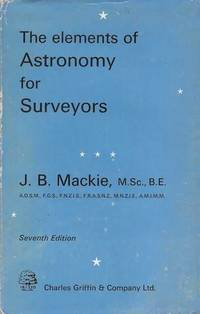 The Elements of Astronomy for Surveyors
