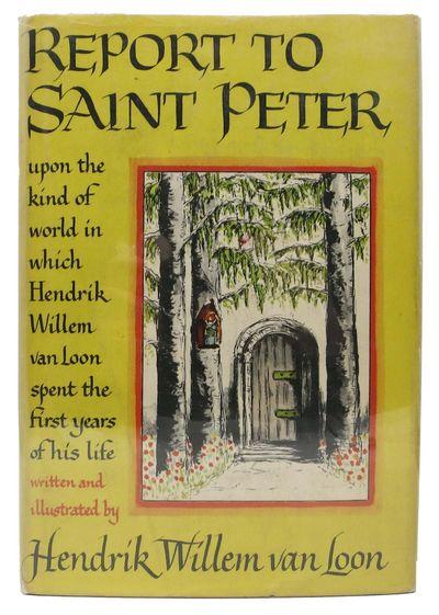 New York: Simon & Schuster, 1947. 1st edition. Reddish cloth binding. Dust jacket. VG/VG. 220 pp. Il...