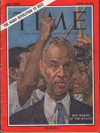 Time Magazine Vol 82 No 9