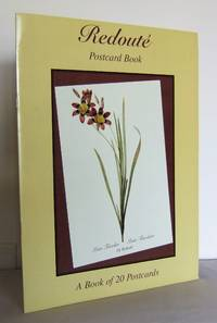 image of REDOUTE postcard book: a book of 20 Postcards