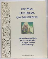One Man. One Dream. One Masterpiece.: The Most Requested Movie of All Time Will Drive the Biggest Revenues in Video History! (The 1994 Profit Plan, Third and Fourth Quarter)