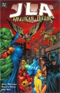 JLA (Book 2): American Dreams