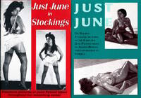 Nostalgia Publications: Just June on Holiday / Just June in Stockings (2 contemporary adult...
