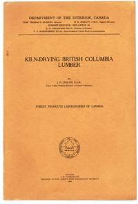 Kiln-Drying British Columbia Lumber