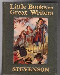 image of Robert Louis Stevenson (Little Books on Great Writers)