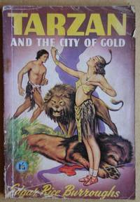 Tarzan And The City Of Gold.