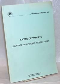 image of Kavas of Vanuatu: cultivars of Piper methysticum Forst