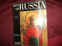 Arts of Russia. 17th and 18th Centuries. Tipped-in plates