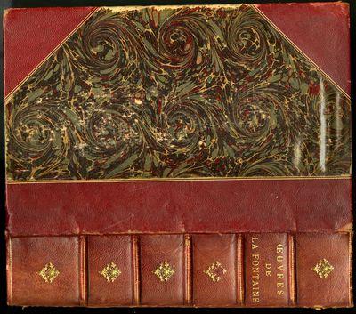 Paris: Laplace, Sanchez, et cie, 1877. Hardcover (Half Leather). Very Good Condition. Contemporary h...