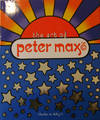 View Image 1 of 2 for The Art Of Peter Max (Inscribed with Drawing) Inventory #18356