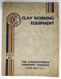 image of Clay Working Equipment catalogue