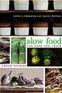 image of Slow Food: The Case for Taste