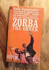 image of ZORBA THE GREEK : (Ballantine Books, U6020)