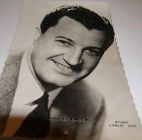 image of Photograph of French actor Andre Dassary