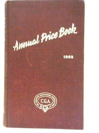 C.G.A. Annual Price Book 1965