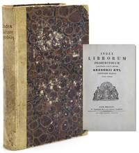 Index librorum prohibitorum sanctissimi domini nostri Gregorii 16. pontificis maximi jussu editus