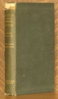 TACITUS AND OTHER ROMAN STUDIES by Gaston Boissier - Hardcover - 1906 - from Andre Strong Bookseller and Biblio.com