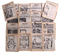 Marin Women's Newsletter/Marin Women's News Journal/The Women's News Journal. [Run of 23 Issues]