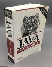 image of Java in a Nutshell - a desktop quick reference