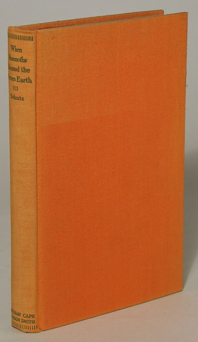 New York: Jonathan Cape and Harrison Smith, 1929. Octavo, pp. 2-197 , fourteen inserted plates, orig...