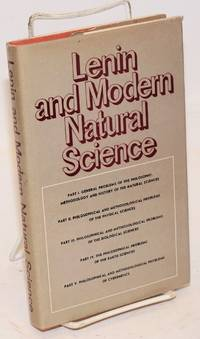 image of Lenin and modern natural science
