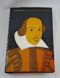 Shakespeare : A biography by  Peter Quennell - Hardcover - 1963-01-01 - from Third Person Books (SKU: M4SAB)