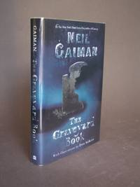 collectible copy of The Graveyard Book