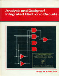 ANALYSIS AND DESIGN OF INTEGRATED ELECTRONIC CIRCUITS