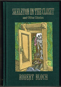 image of Skeleton in the Closet and Other Stories (The Reader's Bloch)
