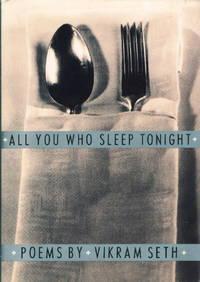 image of ALL YOU WHO SLEEP TONIGHT: Poems.