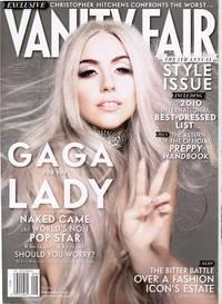 image of VANITY FAIR - LADY GAGA
