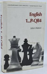 ENGLISH III: . . . P-QB4. (CONTEMPORARY CHESS OPENINGS SERIES)
