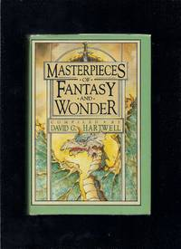 image of Masterpieces Of Fantasy And Wonder