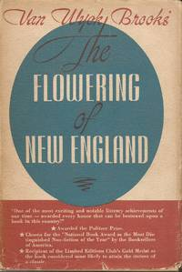 image of The Flowering of New England, 1815-1865
