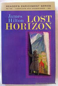 Lost Horizon by James Hilton - Paperback - 1968 - from ThatBookGuy and Biblio.com