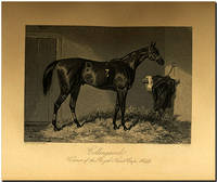 PORTRAITS OF CELEBRATED RACEHORSES OF THE PAST AND PRESENT CENTURIES...BEGINNING IN 1702 AND ENDING IN 1870...