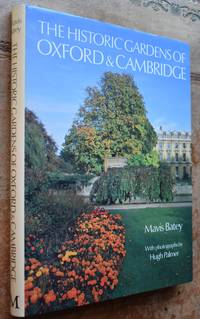 image of The Historic Gardens of Oxford & Cambridge