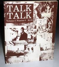 Talk Talk (Volume 3, Number 6) with sound Recording