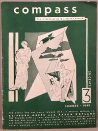 image of Compass: The Intercollegiate Literary Review. Summer 1949, volume 3, number 3.