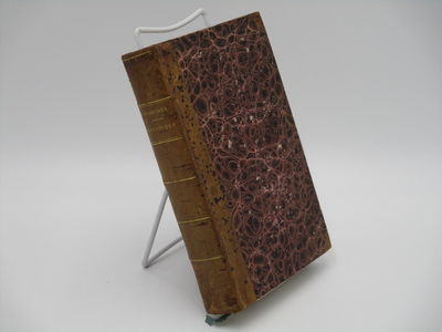 Paris.: Bachelier, 1825. 5th edition. . Contemporary half calf over marbled boards, gilt spine title...