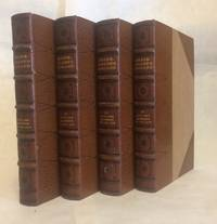 SHAKESPEARE'S ENGLAND: AN ACCOUNT OF THE LIFE AND MANNERS OF HIS AGE (4 volume set)